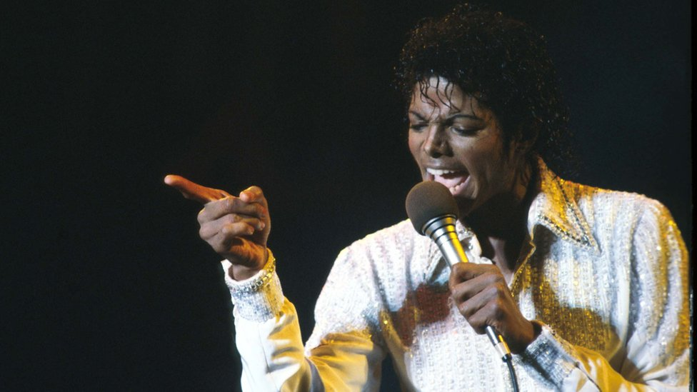Nastup Majkla Džeksona