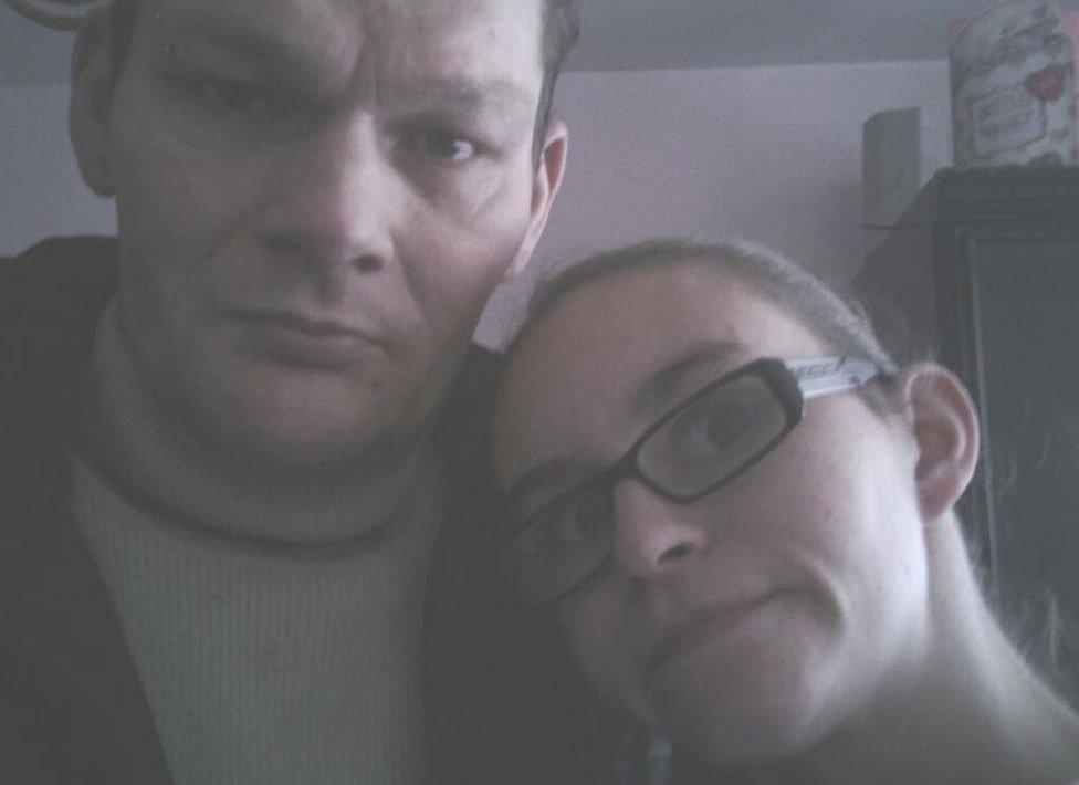 Tony Smith and Jody Simpson