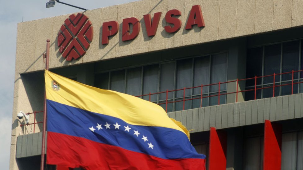 Sede de PDVSA.
