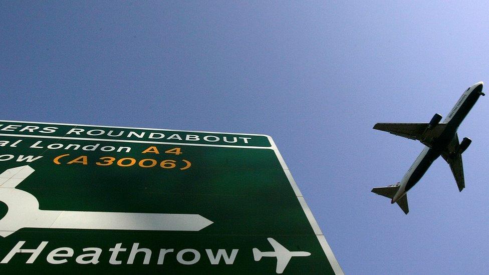 United Kingdom supreme court lifts block on Heathrow's third runway