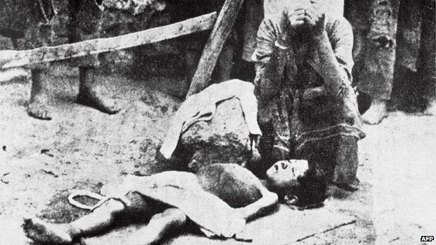 مذابح الأرمن