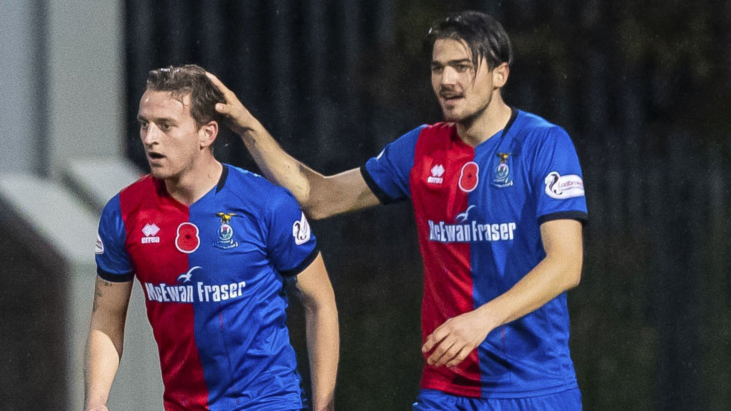 Partick Thistle 0-1 Inverness CT: Tom Walsh strike & penalty save seal win for Highlanders