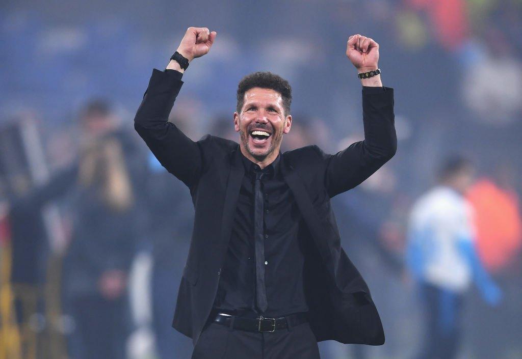 En la Liga española coinciden varios de los mejores entrenadores del mundo.