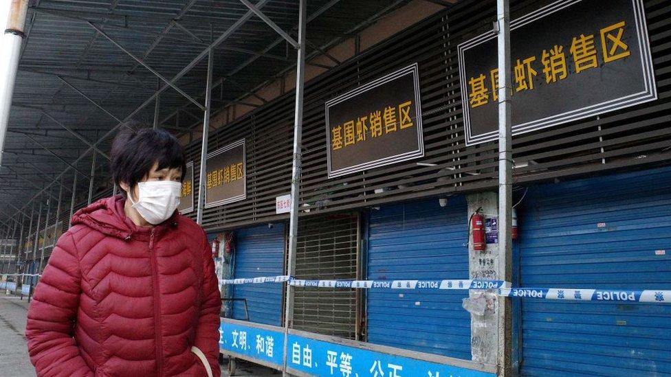 Covid 19, AS, pandemi covid 19, china