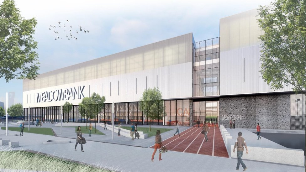 Meadowbank to close its doors for the last time - BBC News