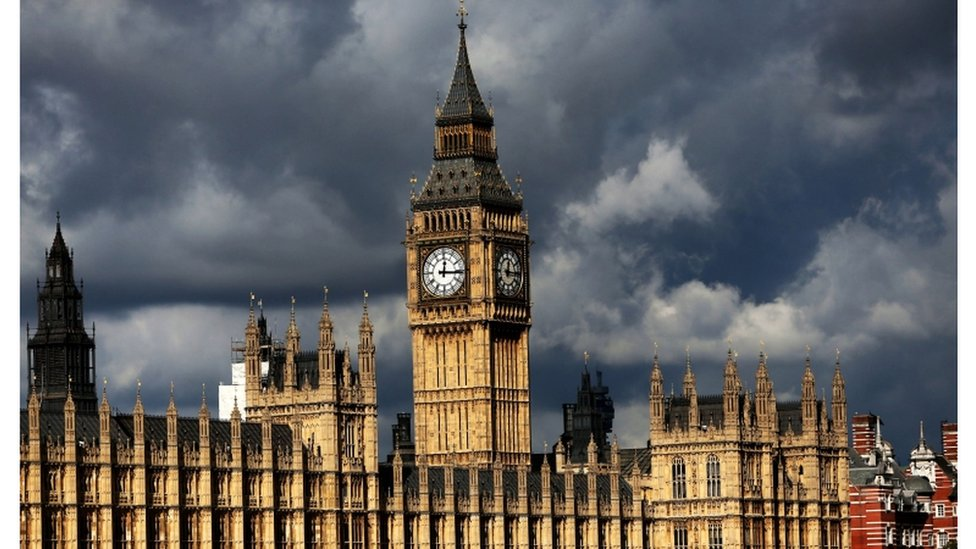 The Palace of Westminster