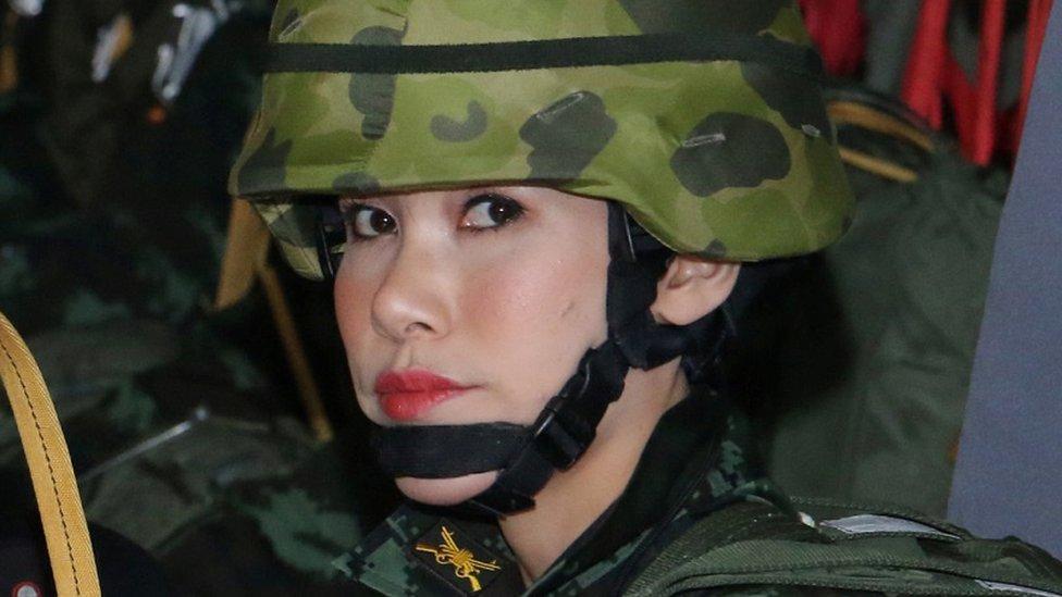 سينينات كانت عسكرية برتبة ميجور جنرال