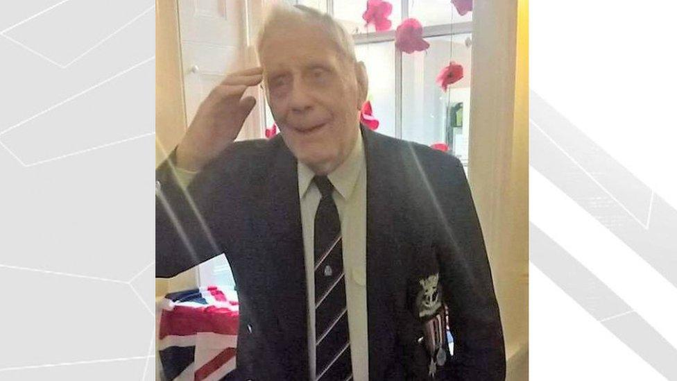 Appeal to find Market Harborough veteran's lost medals