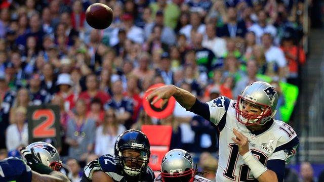 The best NFL quarter backs of 2014
