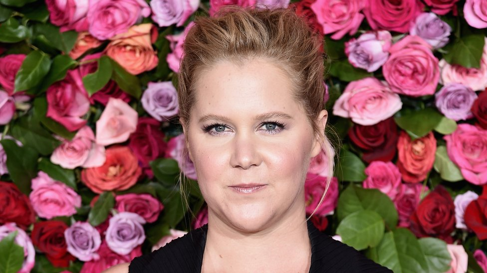 Amy Schumer in hospital with severe morning sickness