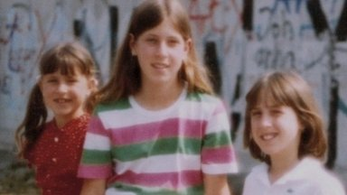 Anne Wojcicki y sus hermanas.