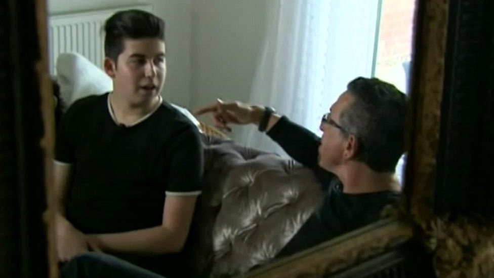 Manchester Arena attack: Father and son recall blast aftermath