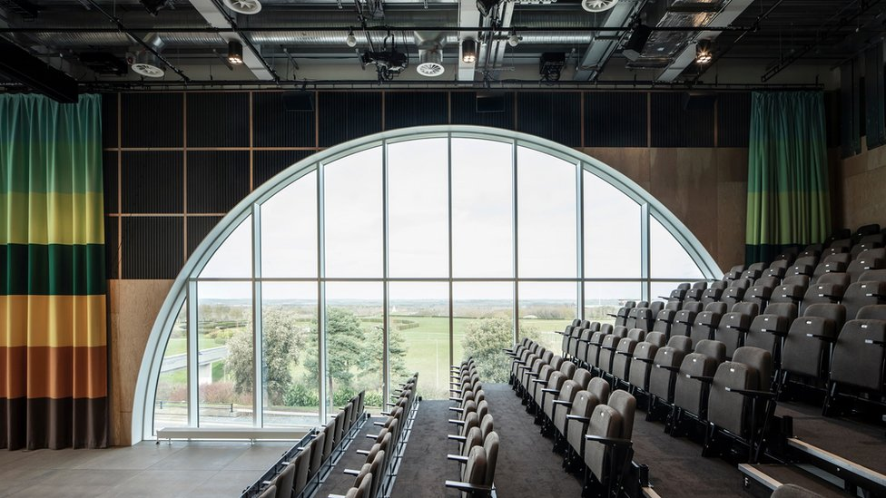 MK Gallery Auditorium