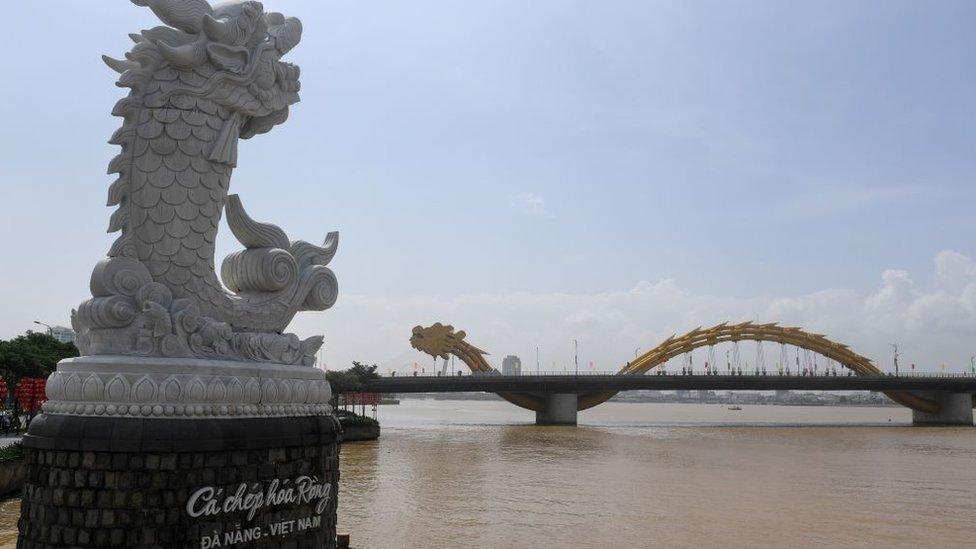 Danang kenti - Vietnam
