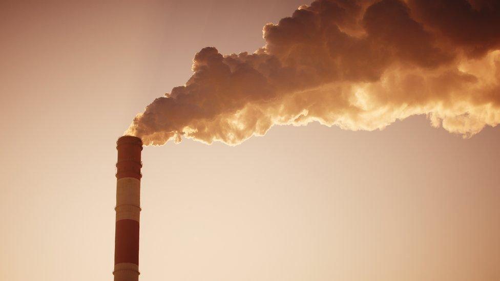havayı kirleten baca