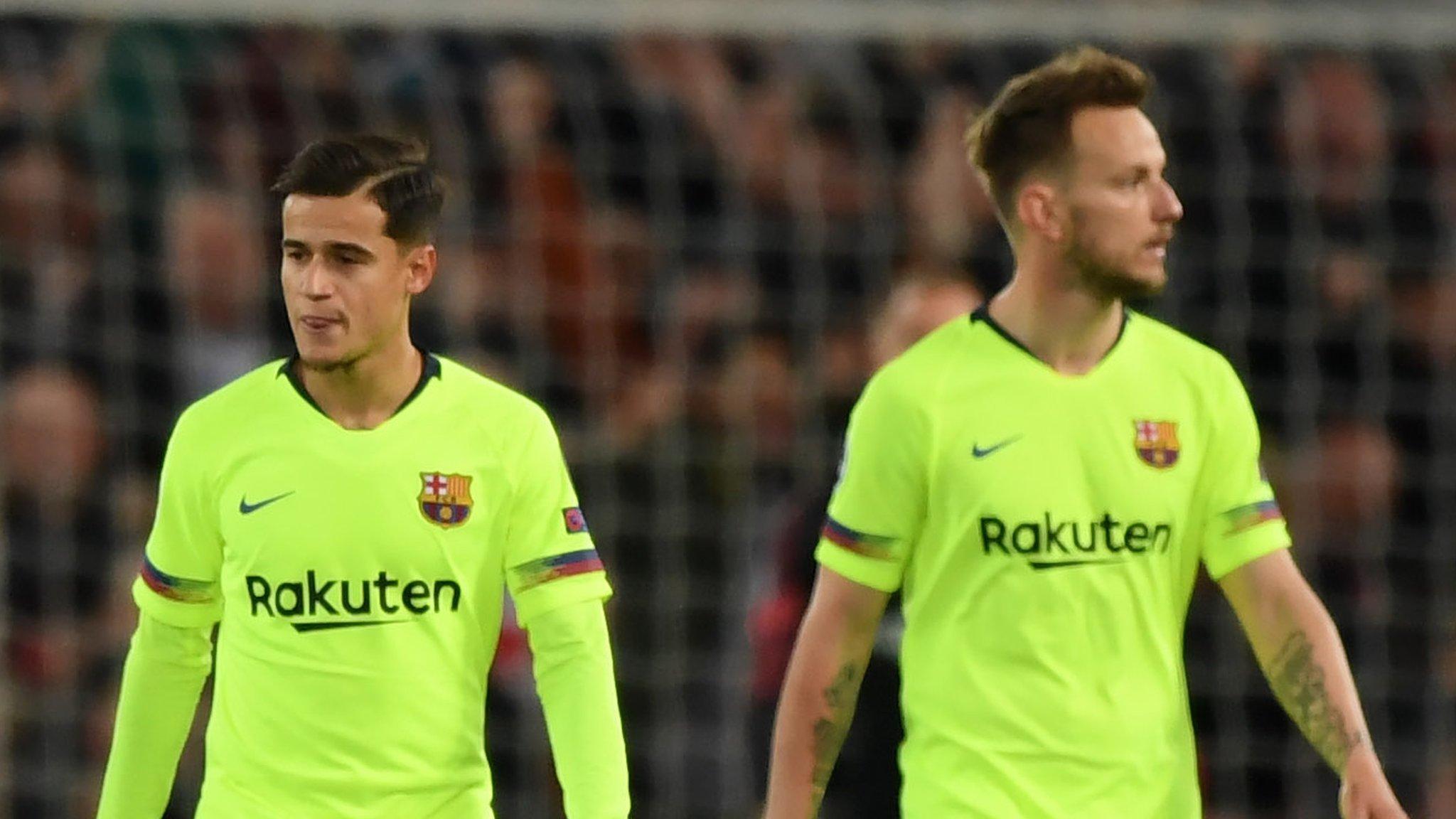 Football gossip: Rakitic, Coutinho, Cahill, Neymar, Bale, Ndombele