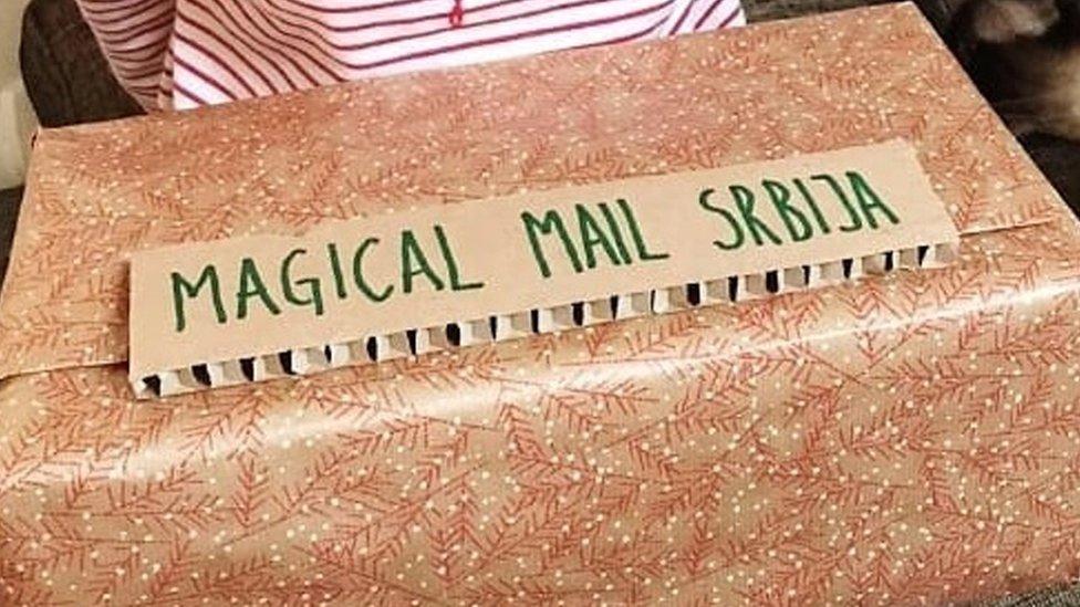 magična pošta