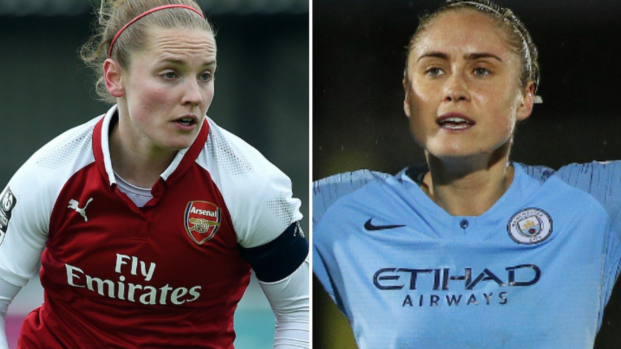 Man City Women 'a better team' for League Cup final rematch against Arsenal Women