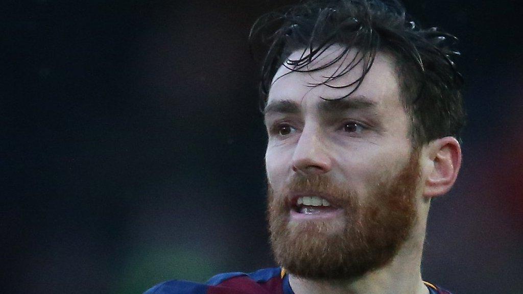 Romain Vincelot: Shrewsbury Town sign Crawley Town midfielder on 18-month deal