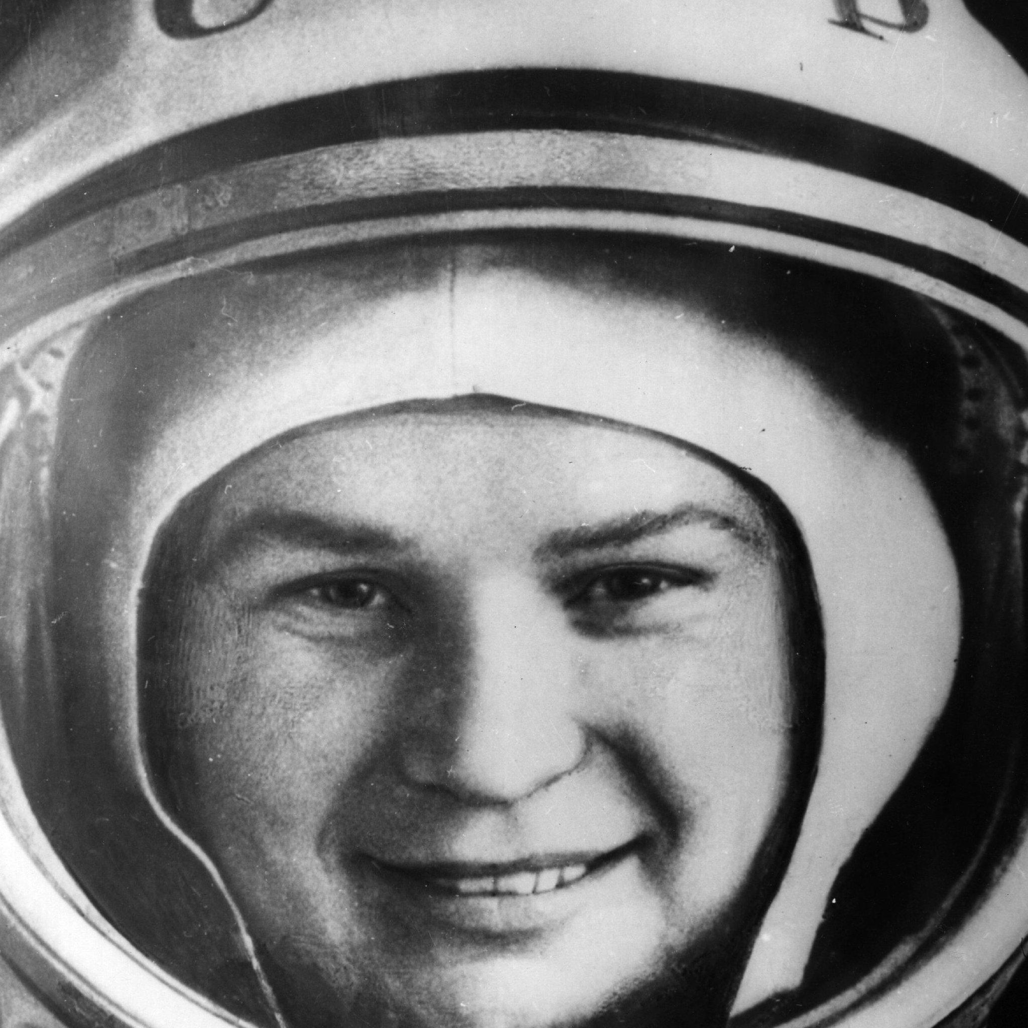 瓦蓮京娜·捷列什科娃(Valentina Tereshkova)
