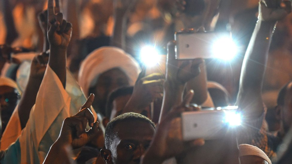Letter from Africa: 'Sudan's revolutionaries offline but not silenced'