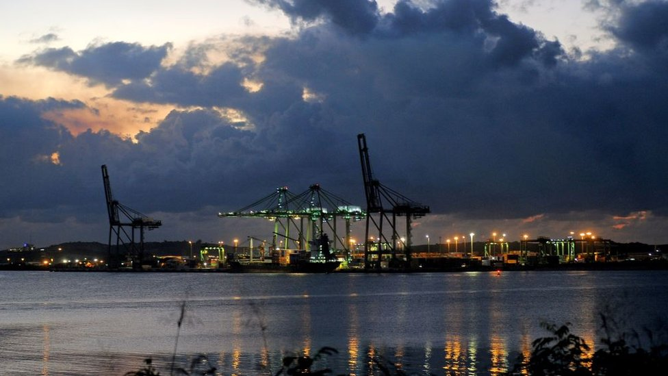 El puerto de Mariel