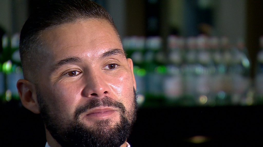 Tony Bellew: I'd fight King Kong if I were allowed