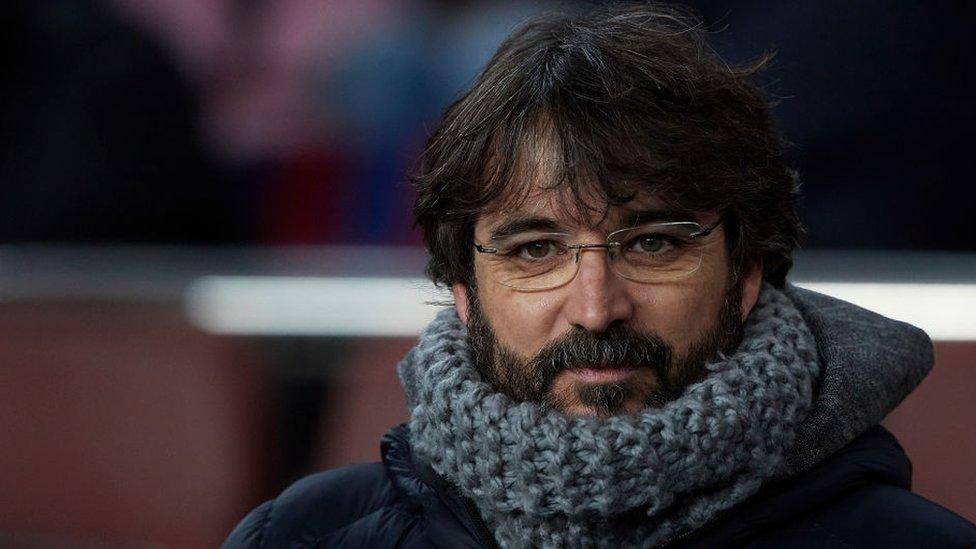 El periodista español Jordi Évole