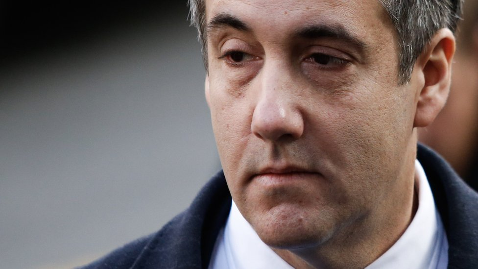 Cohen says Trump knew hush money payment was wrong