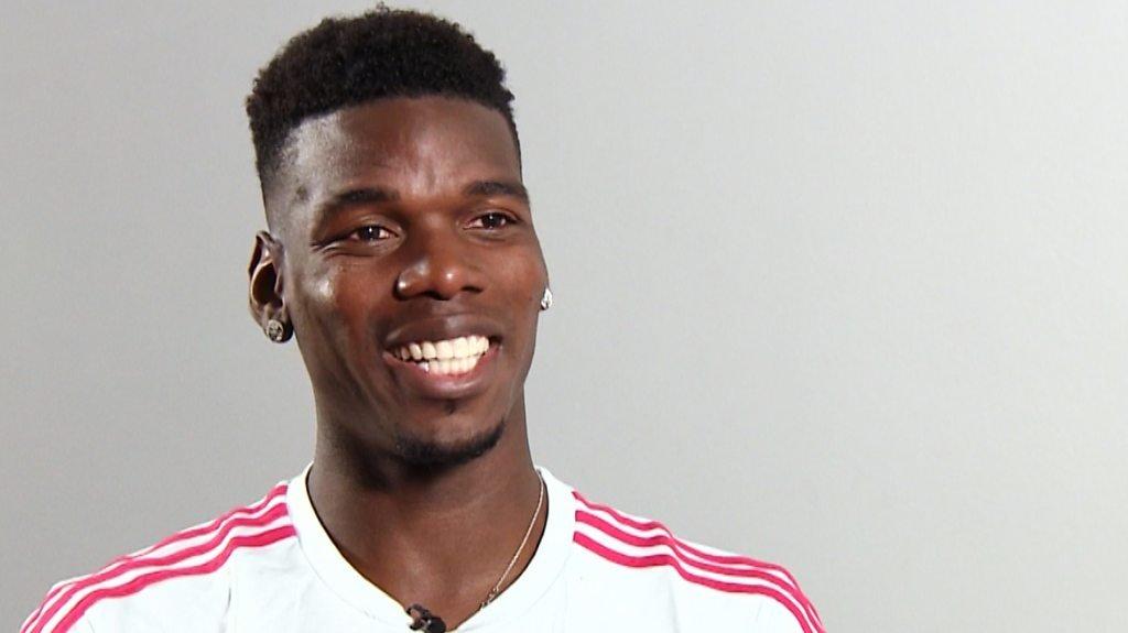 Paul Pogba: Man Utd is home for Ole Gunnar Solskjaer
