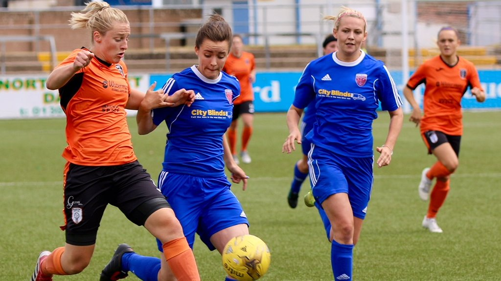Women's Scottish Cup: Rangers knocked out, Hibs and Glasgow City through