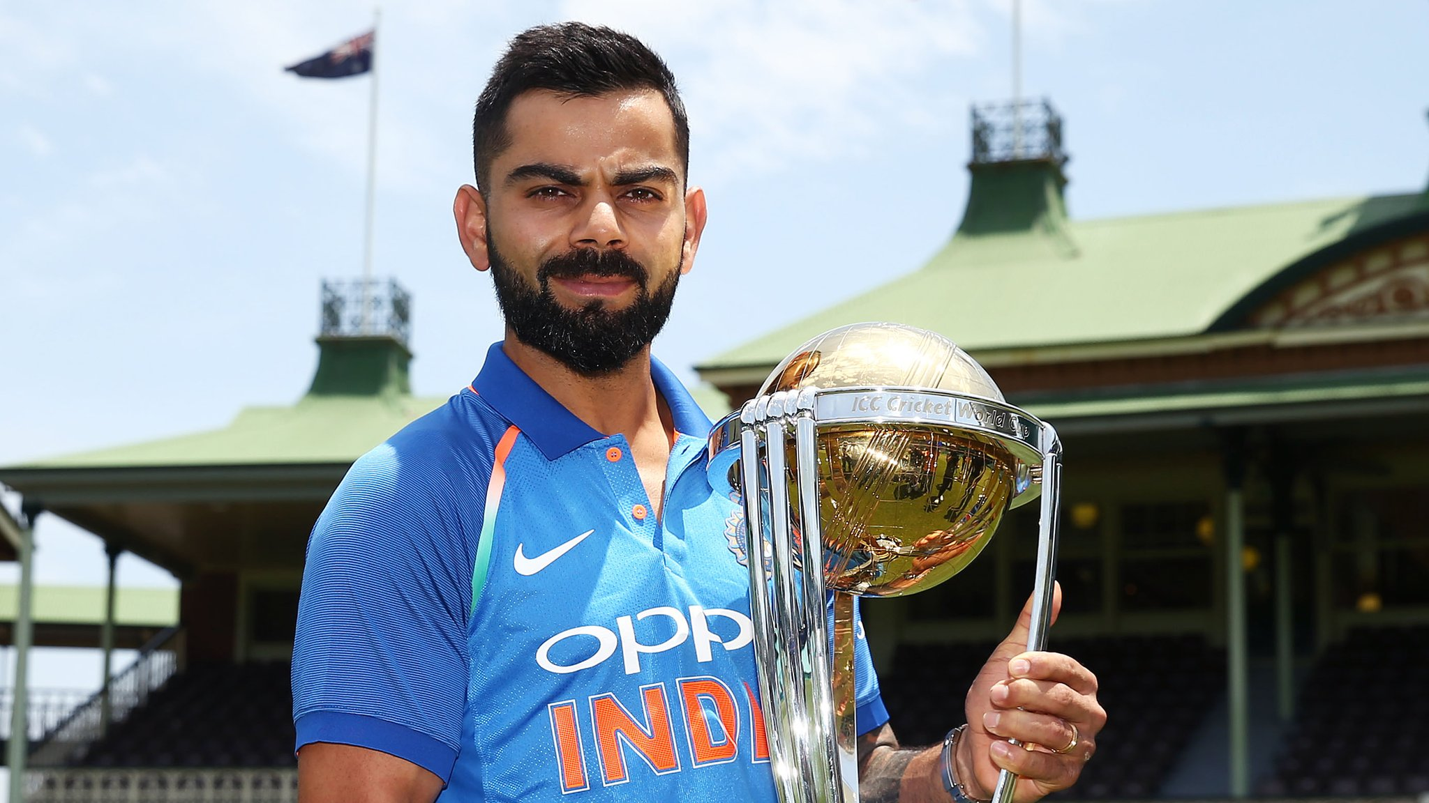 Cricket World Cup 2019 - full schedule