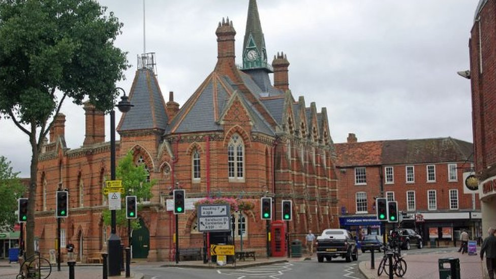 Wokingham Town Hall