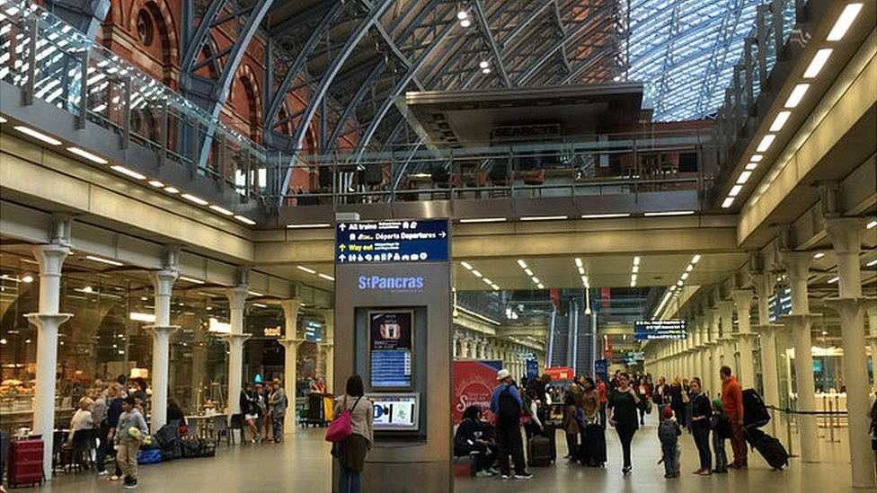 Met detective says St Pancras toilet cleaner 'used culture as weapon'