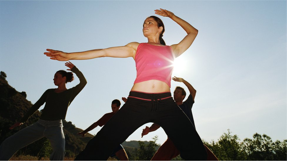 Tai chi v Zumba: Do you have to work up a sweat to get fit?