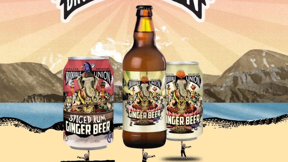 बियर बोतलों पर हिंदू देवी-देवताओं की तस्वीर का क्या है सच?