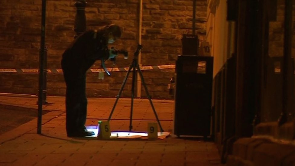 Huddersfield Tesco stabbing: 'Targeted attack' on three males