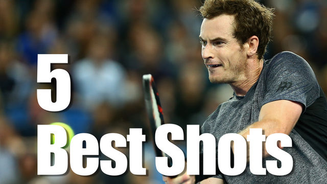 Murray beats Sousa in four sets