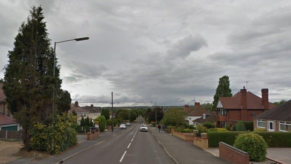 Hednesford deaths: Two bodies found in house