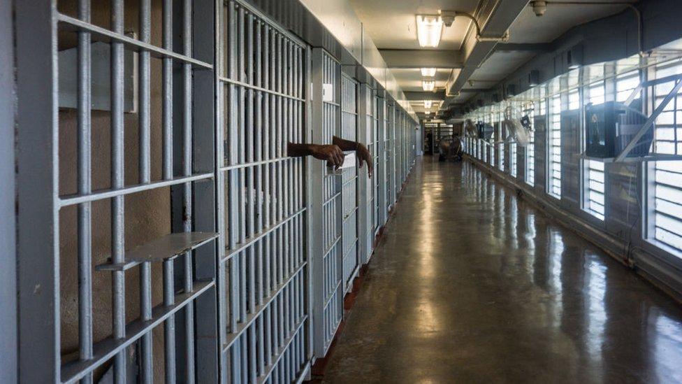 Prisión Estatal de Louisiana