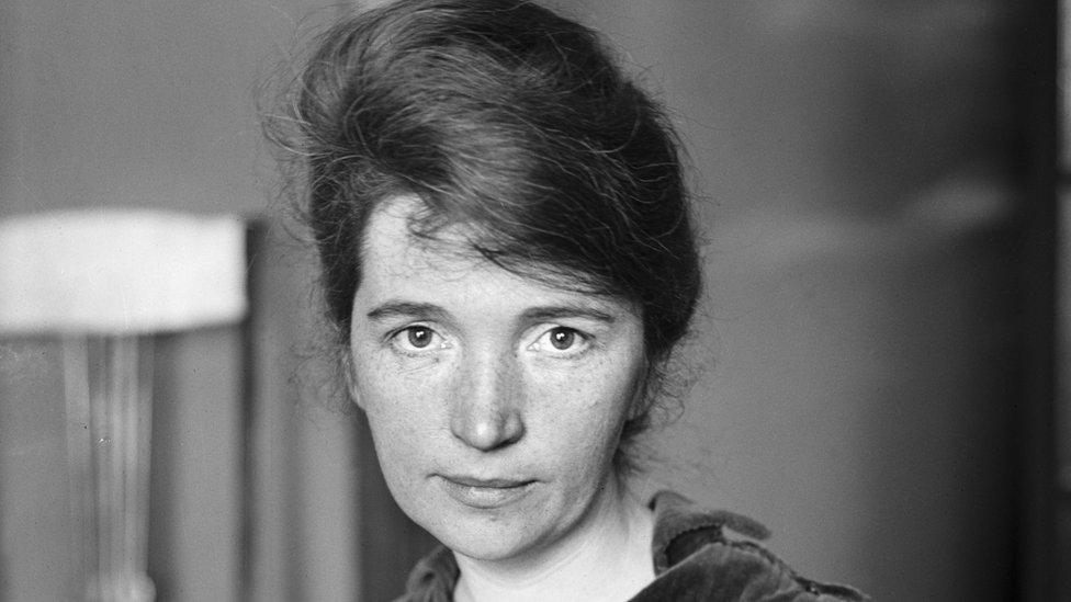 Margaret Sanger en 1916