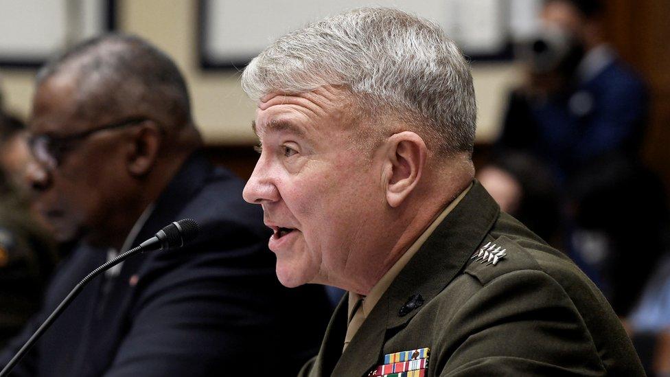General McKenzie