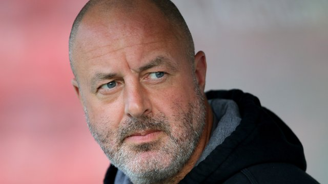 Keith Hill on Rochdale v Wigan