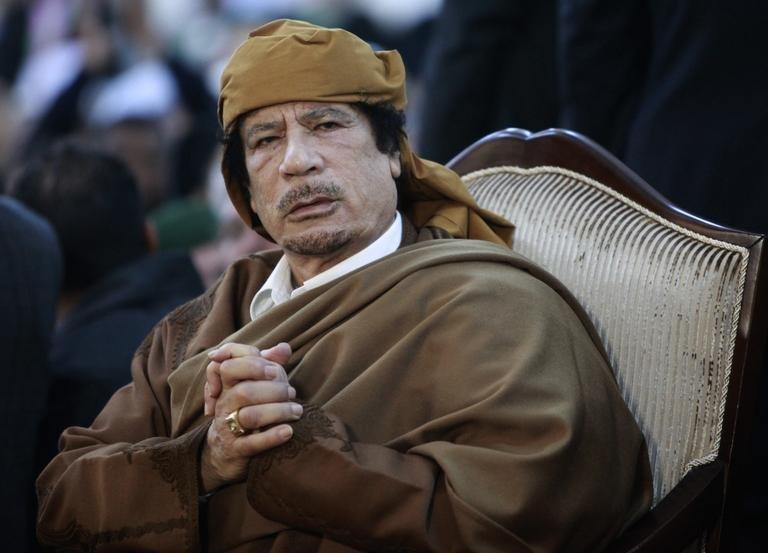 Albay Muammer Kaddafi
