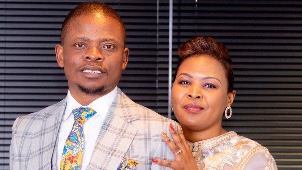 Bushiri daughter: Shepherd Bushiri mourn Israella as im blame Malawi government on death of e daughter - BBC News Pidgin
