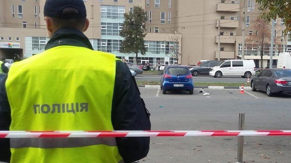 Кривавий трилер у Харкові: двоє загиблих, один із них підірвав себе гранатою