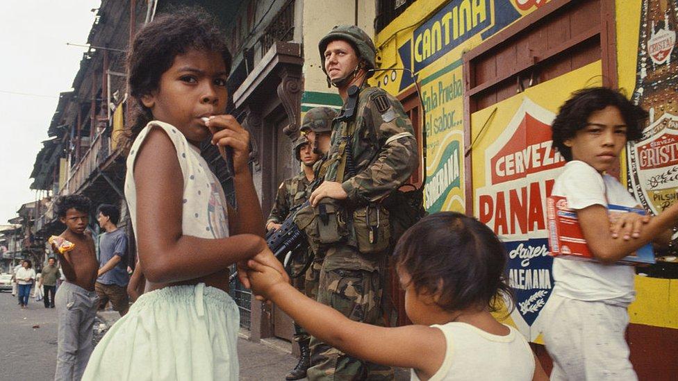 Panamá, 26 de diciembre de 1989