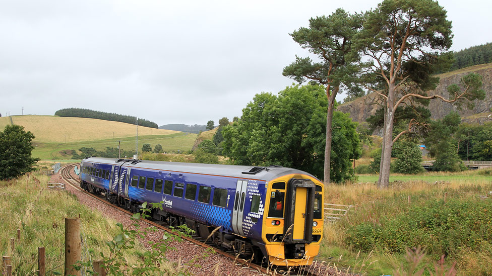 Borders Railway overcrowding at 'acute level'
