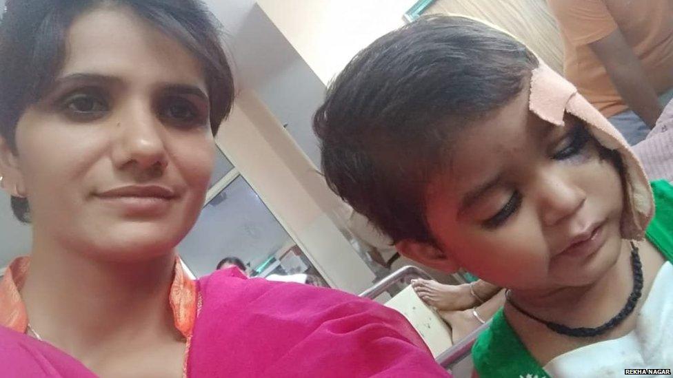 बागपत: लावारिस बच्ची की मां बनी ये 'पुलिसवाली'
