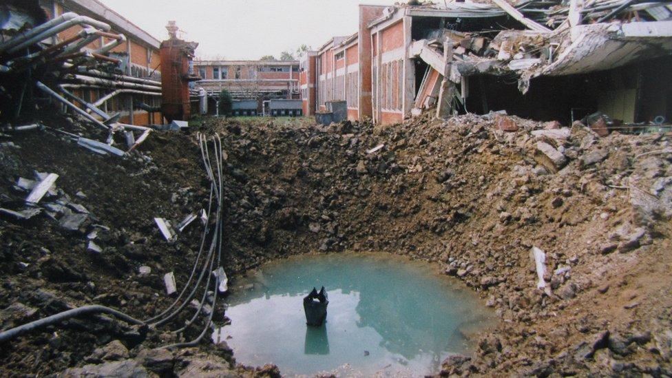 Krušik, proleće 1999.